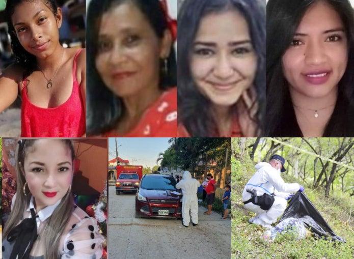 Ocho mujeres murieron de forma violenta en 4 días: ¿quiénes son estas hondureñas?