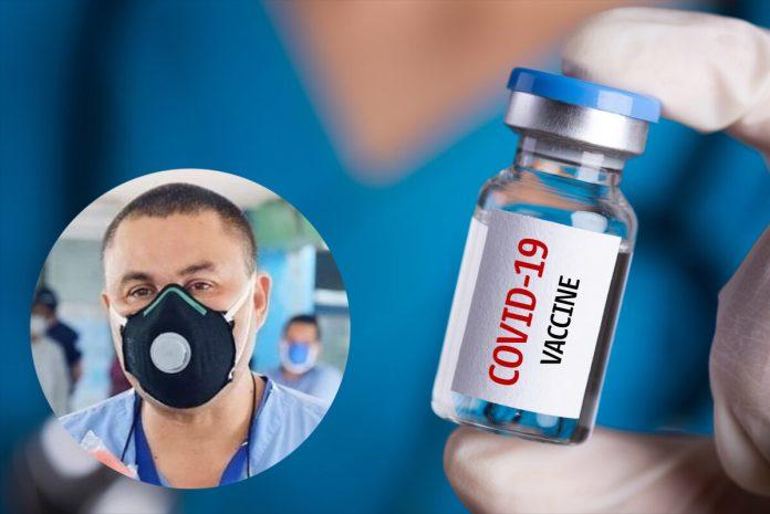 doctor Umaña declina vacunarse