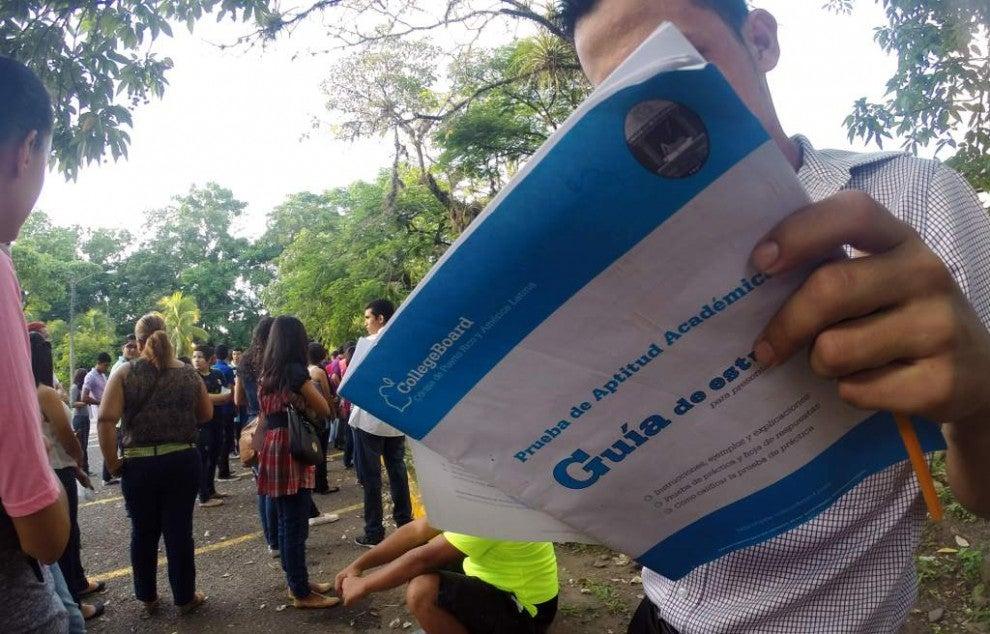 UNAH tutorías gratuitas aspirantes