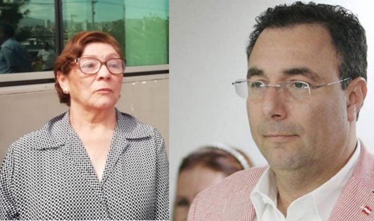 Luis Zelaya no se presentó a audiencia preliminar en demanda contra su madre
