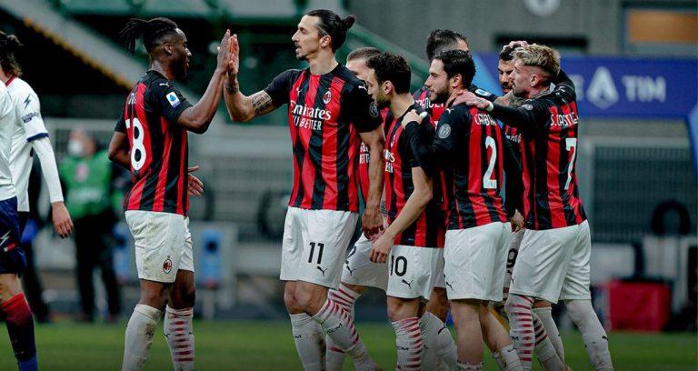 Milan mantiene el liderato: Zlatan sobrepasa los 500 goles