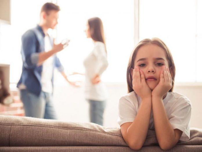 Padres divorciados