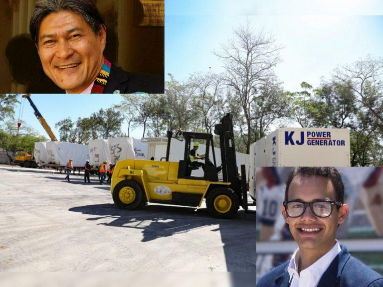 ASJ: Pago de flete que exige Áxel López ya está estipulado en el contrato