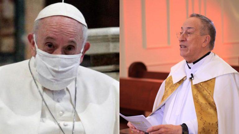 El Papa Francisco preocupado por salud del cardenal Rodríguez; está estable