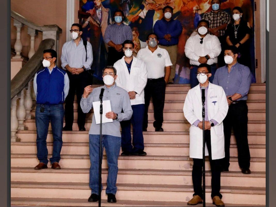 Bono gobierno sector Salud