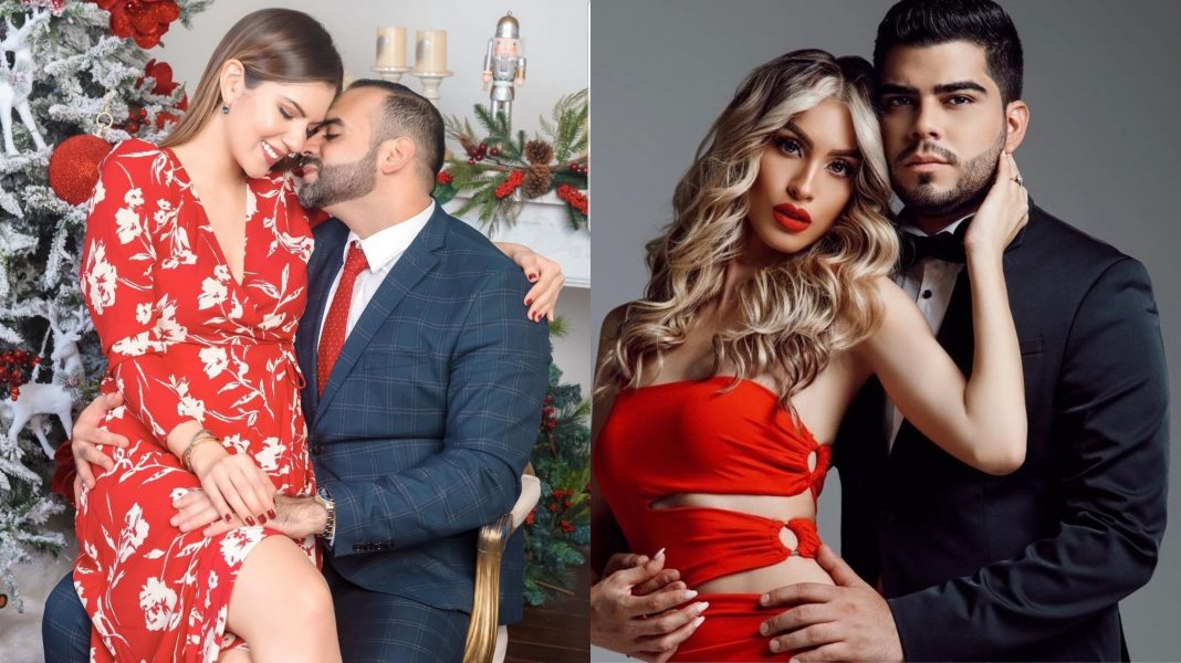 San Valentín personalidades hondureñas