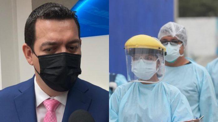 Honduras culpa OPS vacunas
