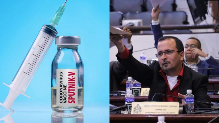 A través de alcaldías, LIBRE gestionará obtención de vacuna rusa contra COVID-19