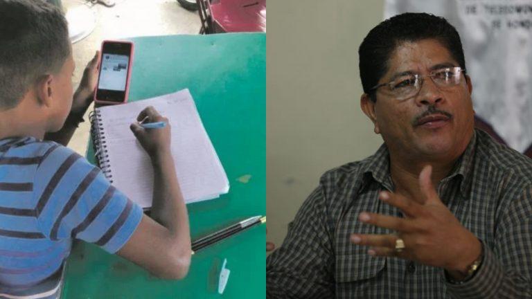 Sindicalista: Hondutel tiene capacidad de llevar internet al 70 % de escolares sin conectividad