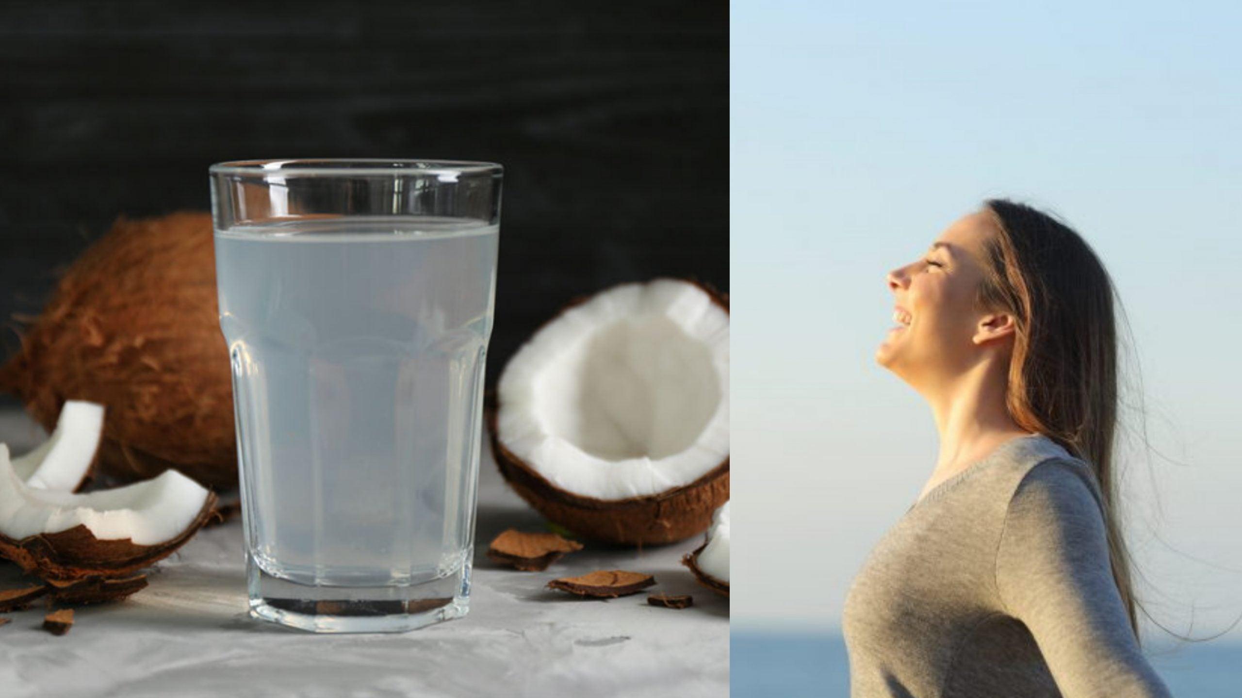 agua de coco beneficios