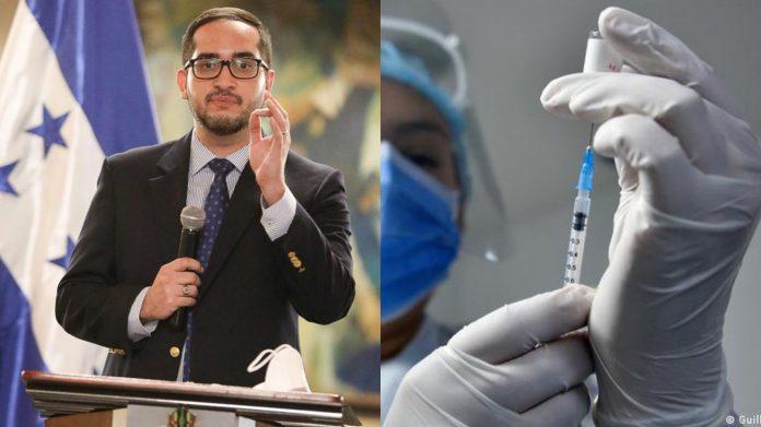 Finanzas vacunas Covid Honduras