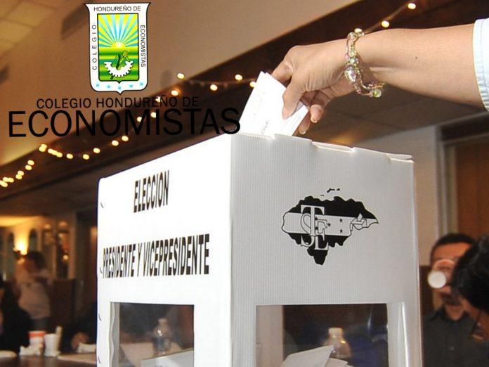Colegio Economistas elecciones resultados