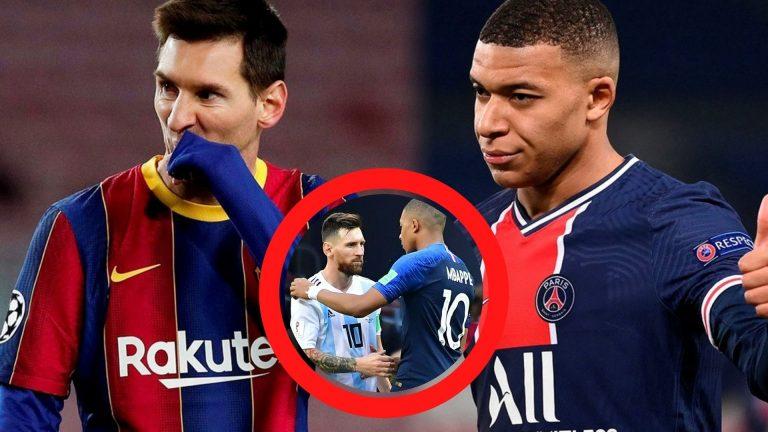 Messi vs Mbappé, presente y futuro: El platillo del día que ofrece la Champions League