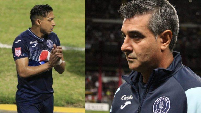Diego Vásquez explica los motivos de la salida de Emilio Izaguirre
