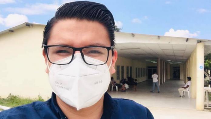 Periodista Charly Pineda amenazas a muerte
