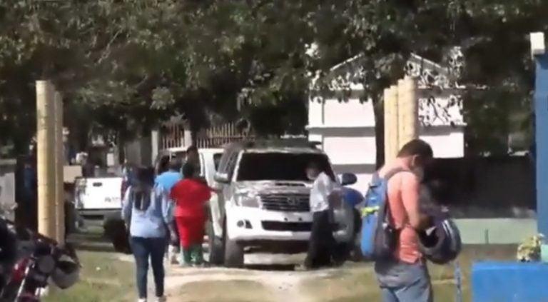 Exhuman cadáver de joven asesinada en Siguatepeque; hay nuevo sospechoso