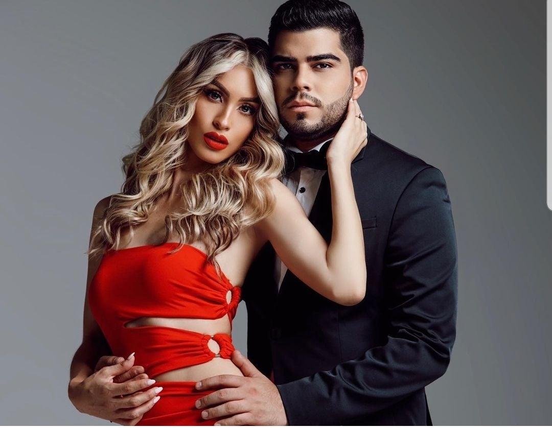 celebridades hondureñas san Valentín