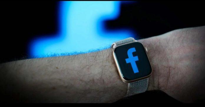 Facebook reloj inteligente