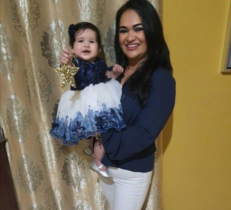 GALERÍA| Brenda Moncada celebra el primer año de su hija Helena