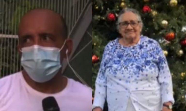 Fallece por COVID-19 la madre del periodista Ernesto Alonso Rojas