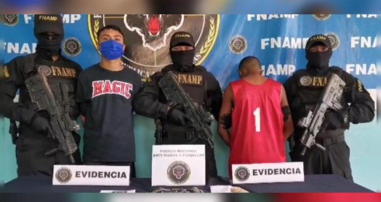 """Capturan a """"Ozuna"""" y supuesto cabecilla de organización criminal en La Ceiba"""