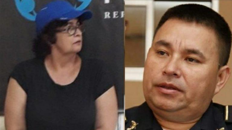 Declaran culpable por lavado de activos a exesposa de comisionado Oquelí Tinoco