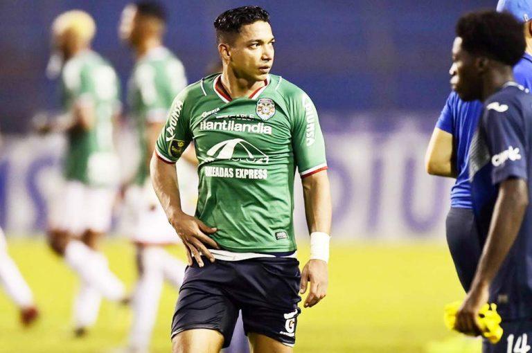Oficial: Emilio Izaguirre es nuevo futbolista del Marathón