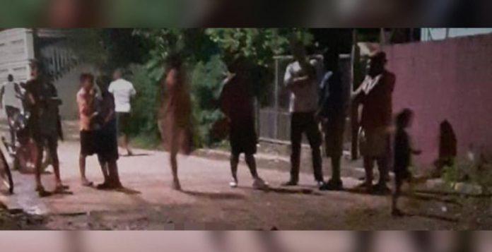 La Ceiba matan dos hombres