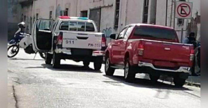 matan taxista barrio la hoya