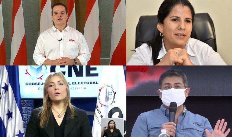 FRASES DE LA SEMANA: ¿Qué dijo JOH, Fátima Mena, Yani y Ana Paola Hall?