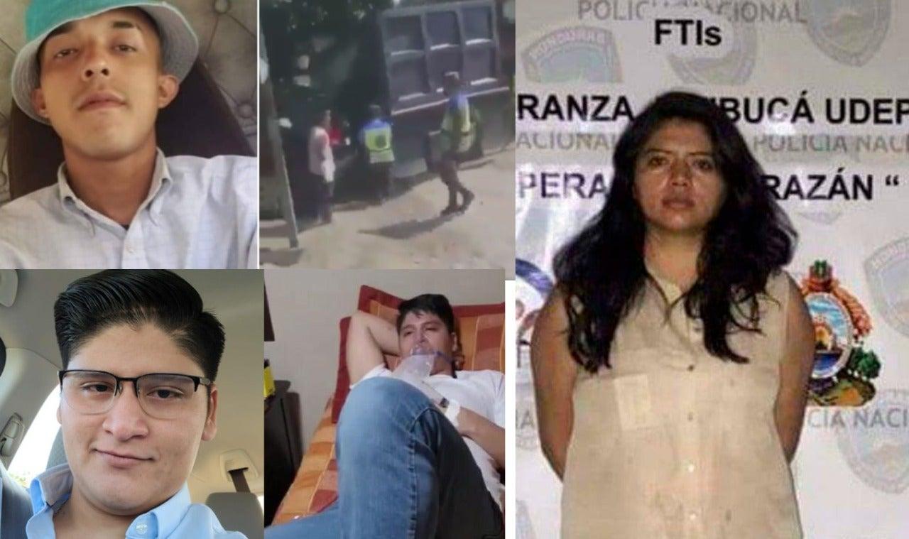 Demandas Estado de Honduras