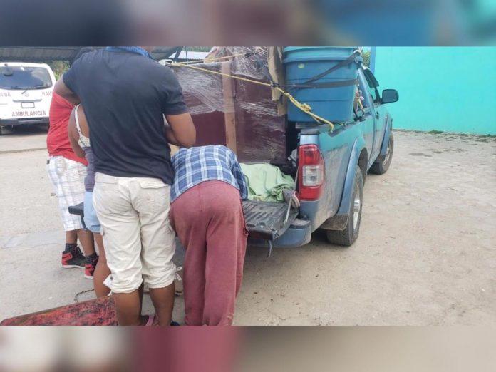 Muere niña atropellada en Olanchito, Yoro