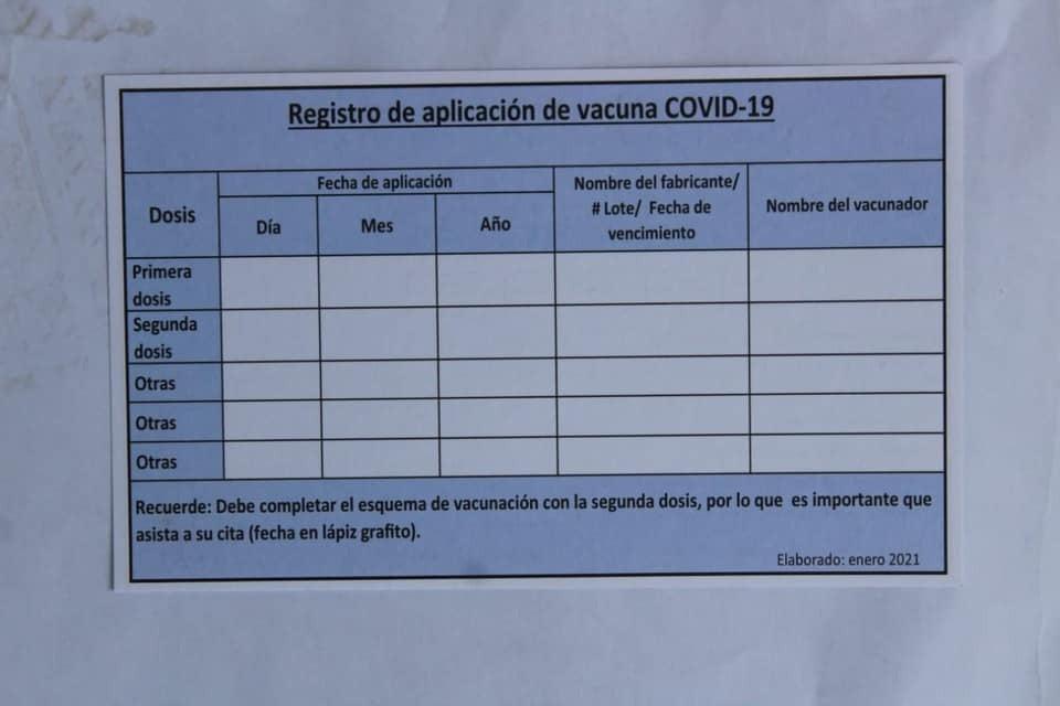 SESAL carné COVID-19