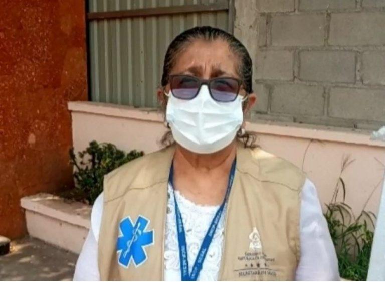 """COVID-19: Directora del """"Tórax"""" confirma que será de las primeras en vacunarse"""