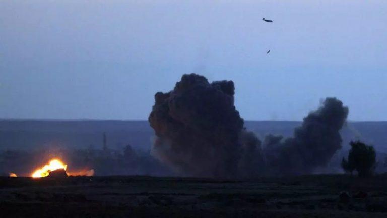 EEUU: Al menos 22 muertos en Siria tras el primer ataque ordenado por Joe Biden