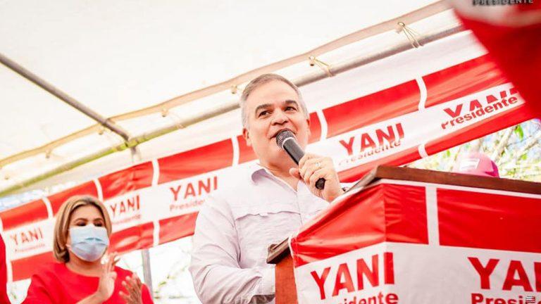 Yanistas piden a Luis Zelaya parar campaña de odio contra Yani Rosenthal