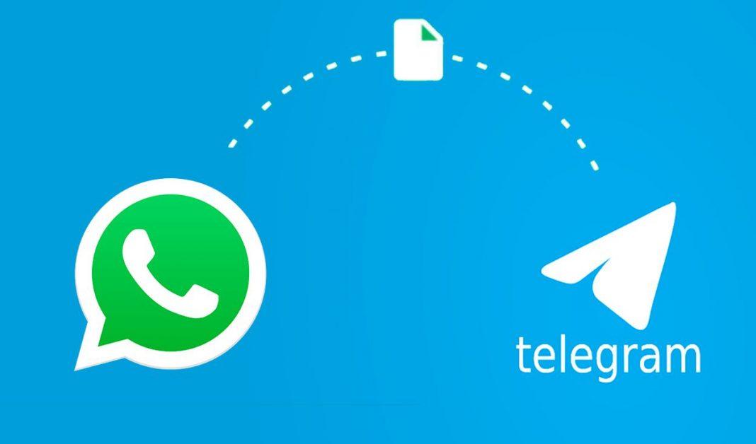 migrar chats de Whastapp a Telegram