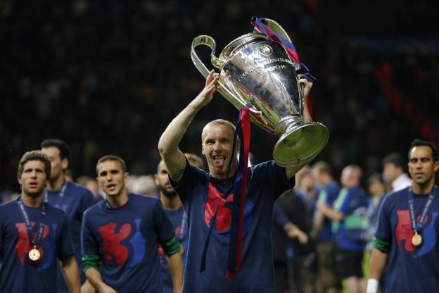 Mathieu critica al vestuario del Barcelona y defiende a Lenglet