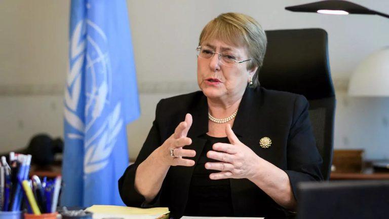 Michelle Bachelet: En Honduras persiste desafío ante altos niveles de violencia e impunidad