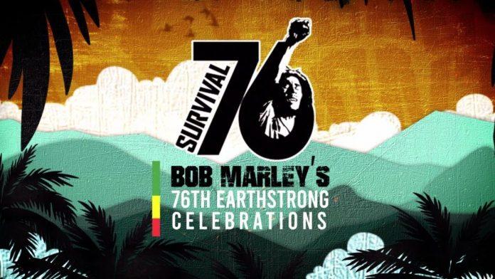 cumpleaños Bob Marley