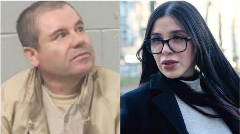 """Detienen a esposa de """"El Chapo"""" Guzmán por supuestos vínculos con el narcotráfico"""