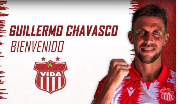 El Vida oficializa el fichaje de Guillermo Chavasco