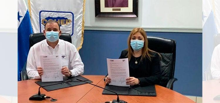 COHEP y CNE firman acuerdo para garantizar transparencia en las elecciones