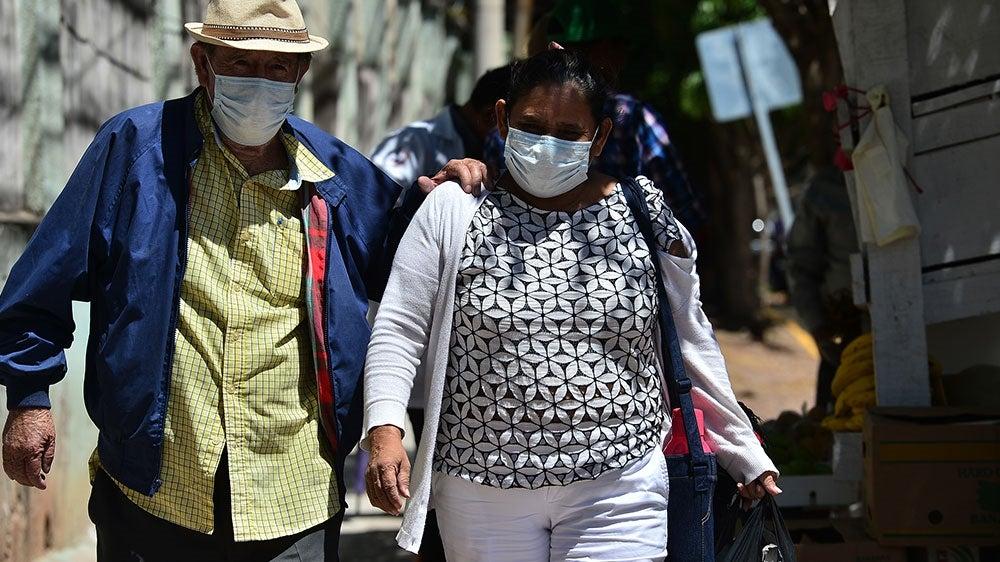 casos hora COVID Honduras