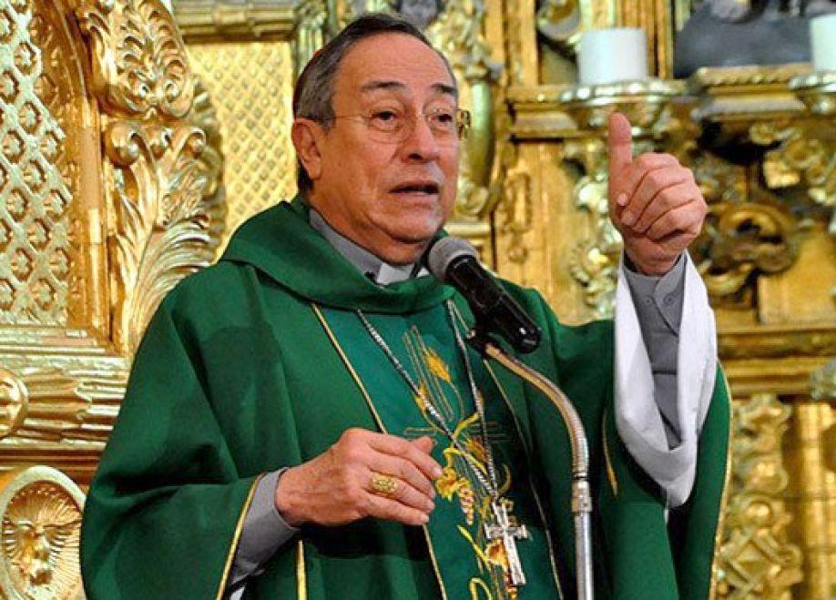 cardenal Óscar Rodríguez COVID-19