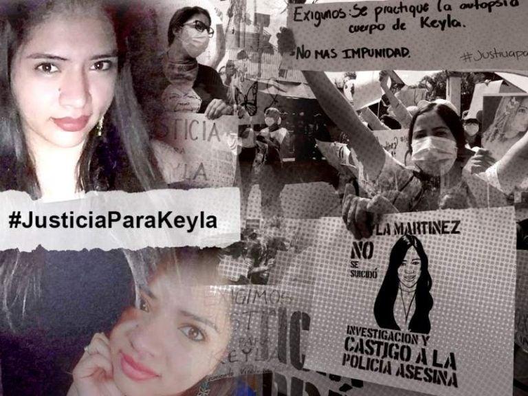 """Madre de Keyla: Las personas que debían protegerla """"me la han arrebatado"""""""
