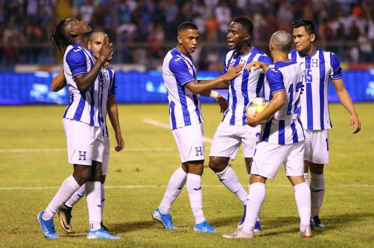 Honduras empieza 2021 en el lugar #64 del Ranking FIFA