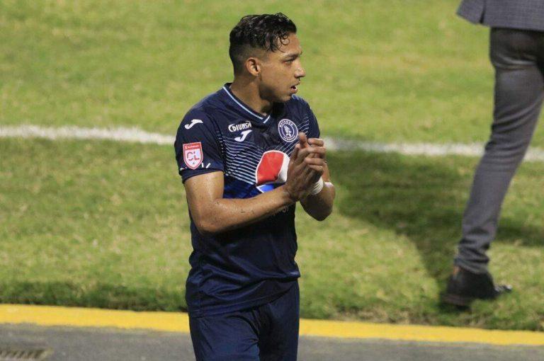 Emilio Izaguirre se desvincula de Motagua y es agente libre