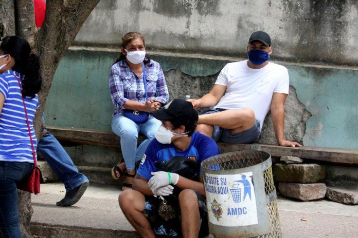 circulación dígitos Honduras medidas