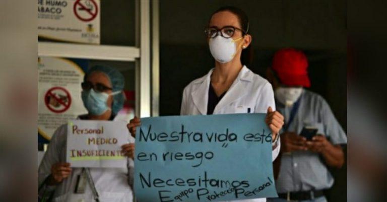 Dr Omar Videa: Un médico está falleciendo cada 36 horas en Honduras